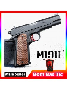 Lehui Vector M1911 Mag Feed Manual use 7-8mm Water Gel Toy